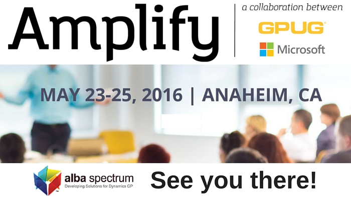 Luanne's Top 5 Sessions to attend at Amplify