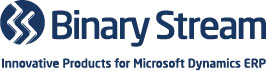 Binary Stream - Innovative Products for Microsoft Dynamics ERP